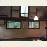 interior siding - in progress