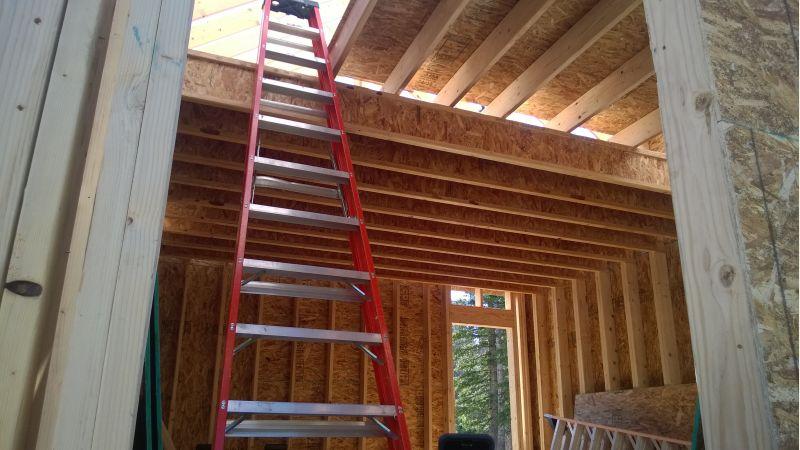 Ridge beam load question - Small Cabin Forum