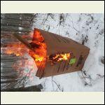 No more stove box