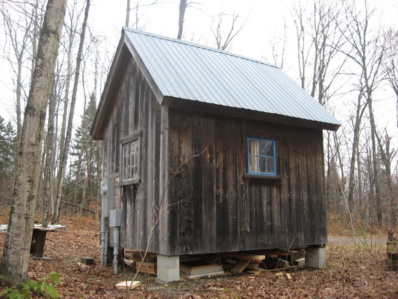 New 10x12 Cabin With Loft Propane Stove Question