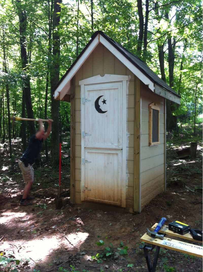 Share Your Outhouse Pics Small Cabin Forum 8