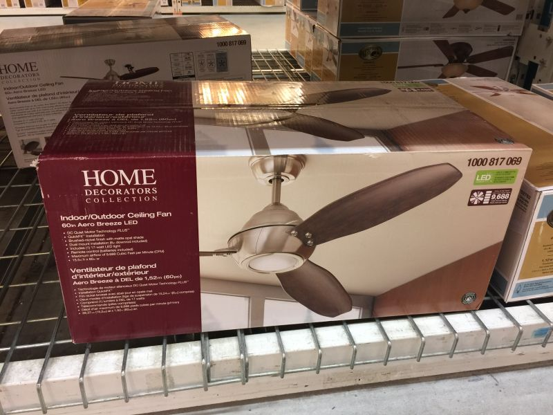 High Efficiency Ceiling Fans Small Cabin Forum