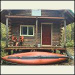 My canoe, still floats