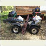Loaded wheeler