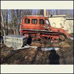 Snow trac n trailer