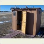storage shed/outhouse