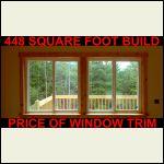 Wood Window Trim