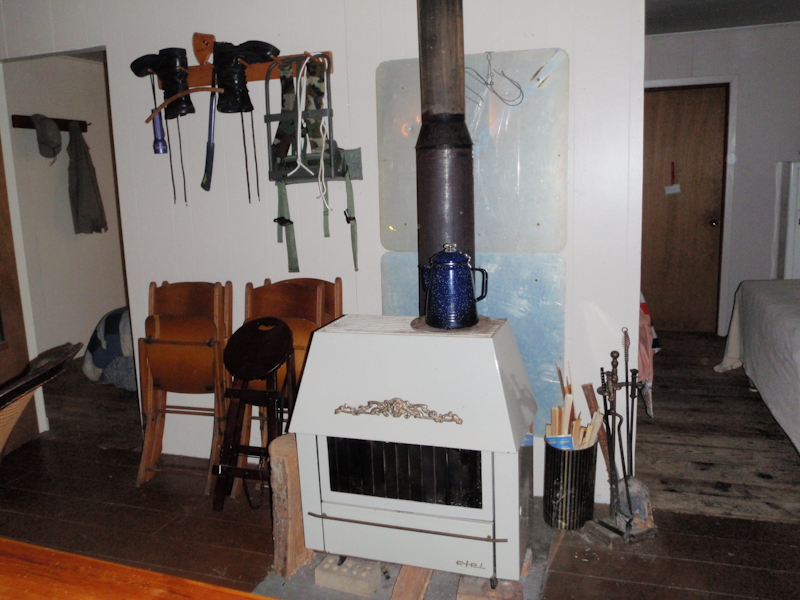 Wood Stove Vs Oil Furnace Small Cabin Forum