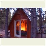 cabin built 2009