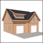 Home Depot Garage Kit example