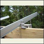 Iron Ridge rail attachment