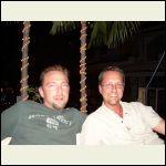 Jason and I   ( jason right Dave on left)