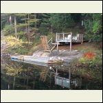 Dock - Winter Position
