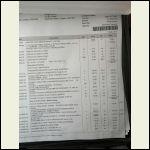 Material list 2