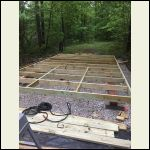 Joists with Blocking