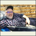Hard at work from the hammock