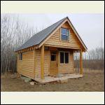 Cabin April, 2021
