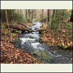 Stream through property