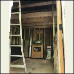 Loft & kitchenette