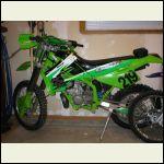 Kaw KDX 220