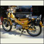 78 Honda CT90