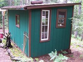 Small Cabin Structure Design Layout Picture