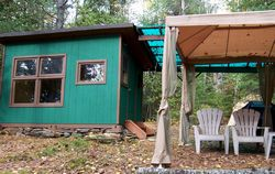 Small Cabin Ready View Image