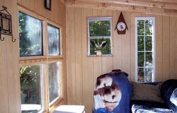 Small Cabin Interior Design
